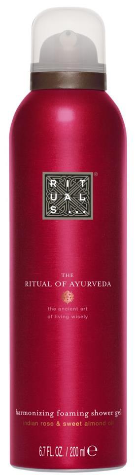 Rituals The Ritual Of Ayurveda Foaming Shower Gel 200 ml