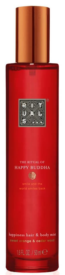 Rituals The Ritual Of Happy Buddha 50 ml Hair & Body Mist