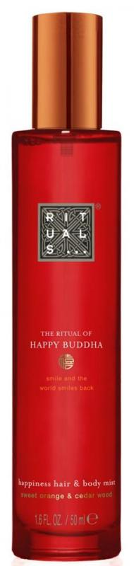 Rituals The Ritual Of Happy Buddha 50 ml Hair & Body Mist