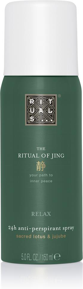 Rituals The Ritual Of Jing Relax Anti-perspirant Spray 150 ml