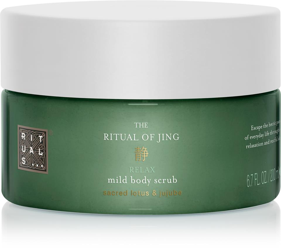 Rituals The Ritual Of Jing Relax Body Scrub 200 ml