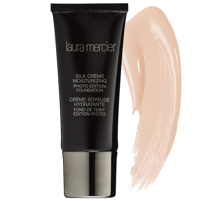 Laura Mercier Silk Creme Moisturizing Foundation
