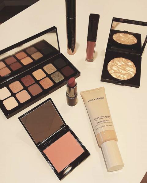 Makeup-Rådgivning med Laura Mercier!