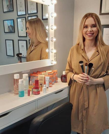 Makeuprådgivning med Clarins!