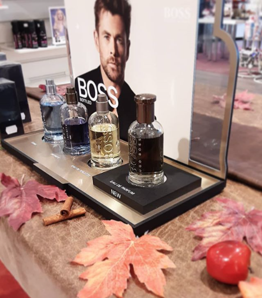 Boss Bottled Eau de Parfum