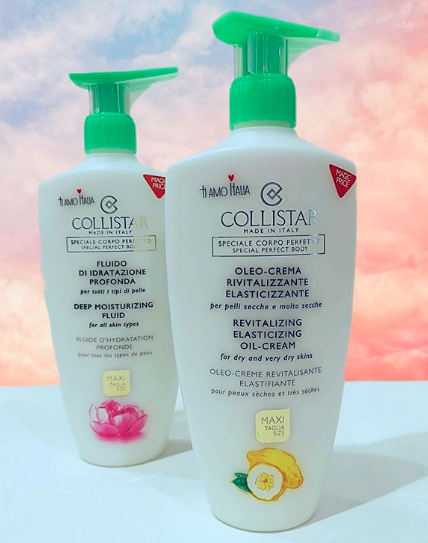Collistars nya body lotions!