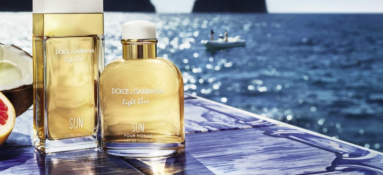 Årets sommardofter Light Blue Sun från Dolce & Gabbana är här!