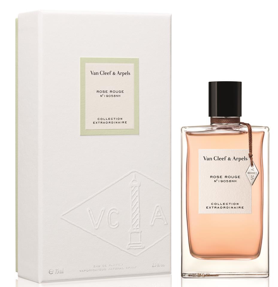 Van Cleef & Arpels Rose Rouge Eau De Parfum 75 ml