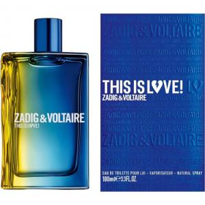 Zadig & Voltaire This Is Love! For Him EdT 50ml