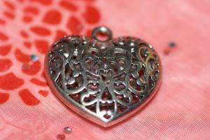 Filigree hjärta (1st)