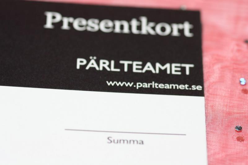 Presentkort (1st)