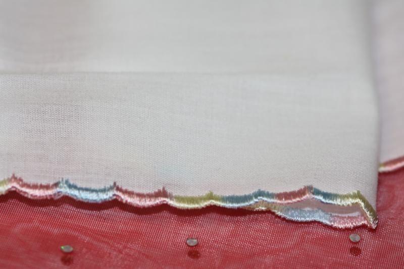 Bomullsband ( 1 m)