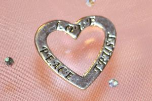 Hjärta budskap (1st)