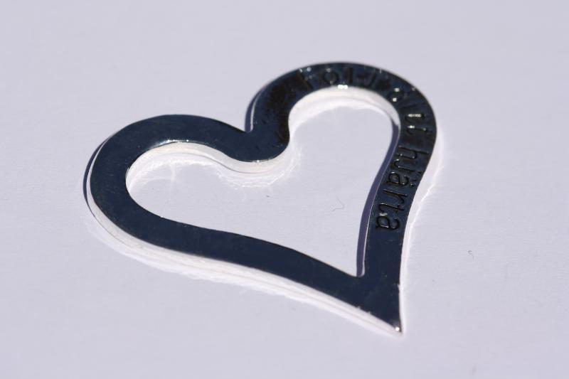 Hjärta (1 st)