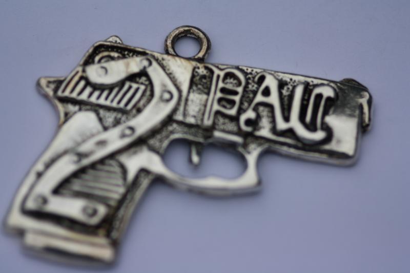 Pistol (1st)