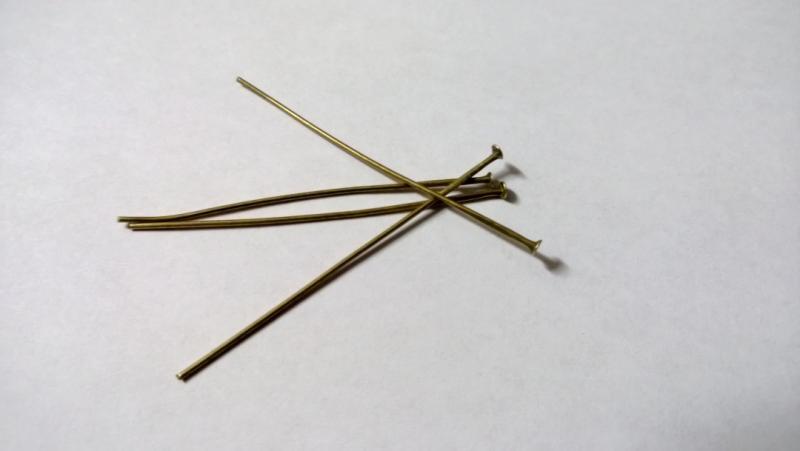 Hattpinnar (paket om 10 st)