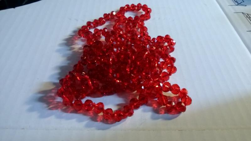 Kristallhalsband (1 st)
