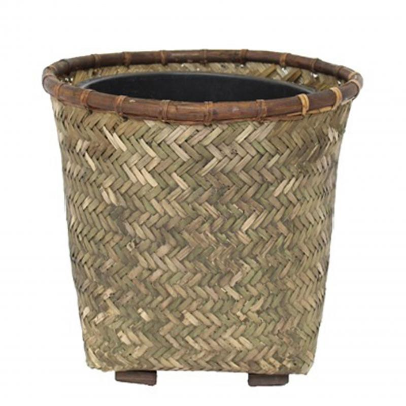 Bambukorg stor