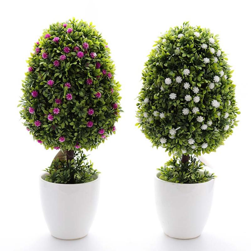 Blomträd i kruka 2 mix