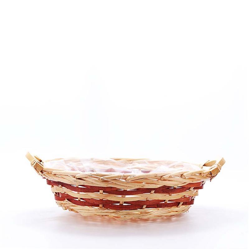 Fruktkorg oval