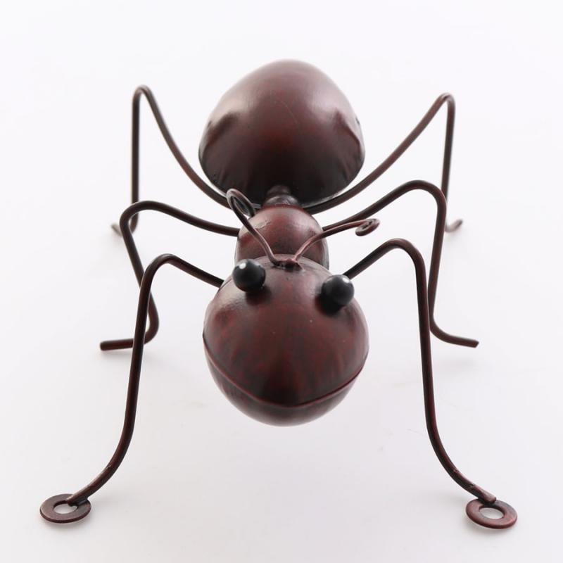 Myra i plåt brun