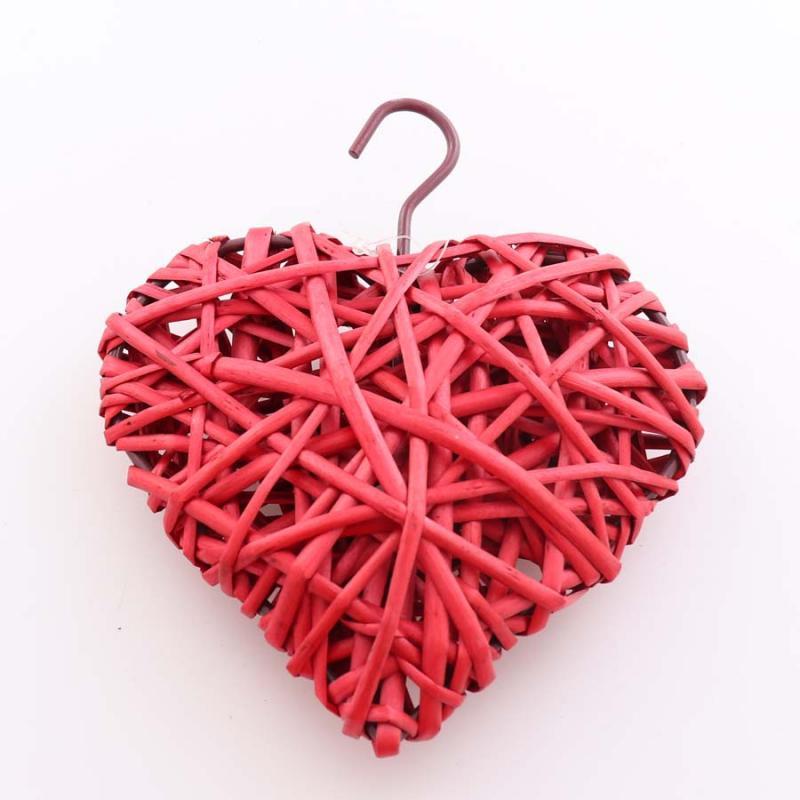 Pilhjärta röd