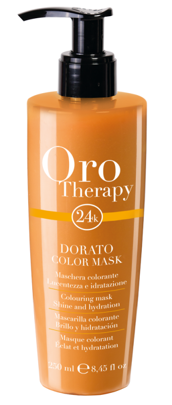 Fanola Oro Therapy 24K Color Mask Golden 250ml