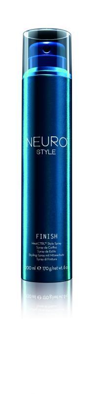 Neuro Finish HeatCTRL Style Spray 200ml