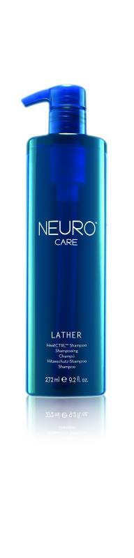 Neuro Lather HeatCTRL Shampoo 272ml
