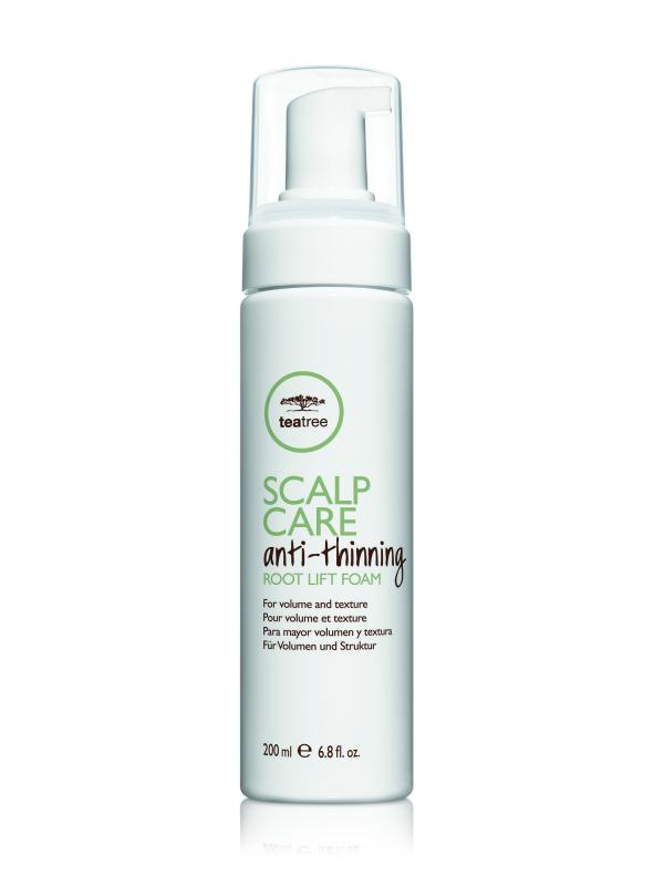 Anti-Thinning Scalp Care Foam