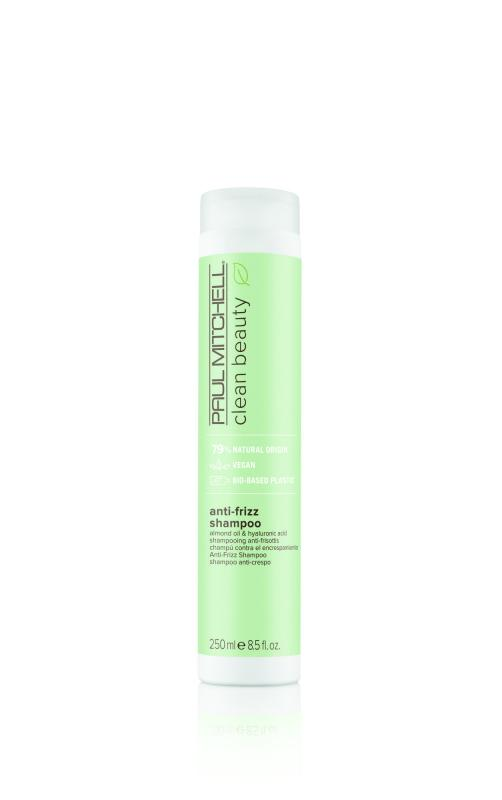 Clean Beauty Smooth Anti-Frizz Shampoo 250ml