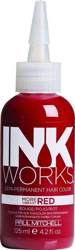 NEW Inkworks Red