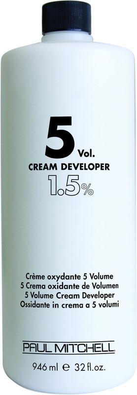 Cream Developer 5 Vol (1,5%)