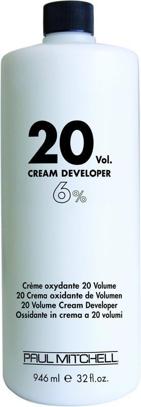 Cream Developer 20 Vol (6%)