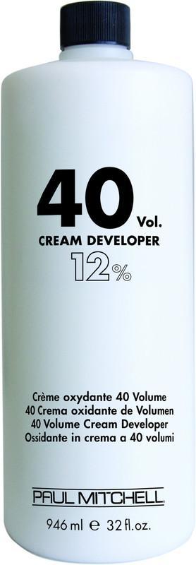 Cream Developer 40 Vol (12%)