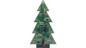 Blinkande julgran, MK100, st