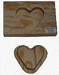 Formverktyg, hjärta
