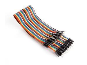 Anslutningskablar, 40 st/fp, 1 pin