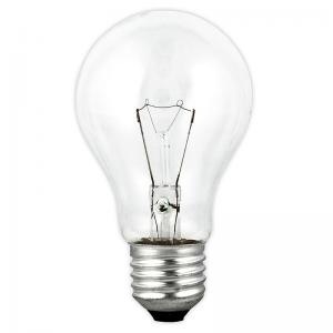 Glödlampa, E 27, st