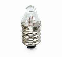 Glödlampa-linslampa, 10 st/fp