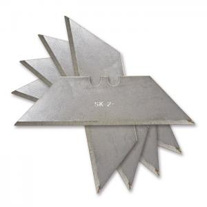 Universalkniv, reservblad, 5 st/fp