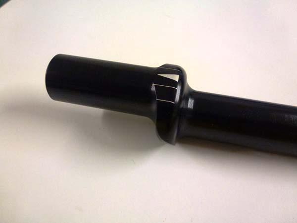 4Racing excentric handlebar tube