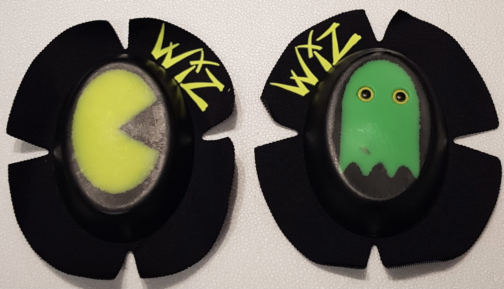 WIZ Pac-Man and ghost