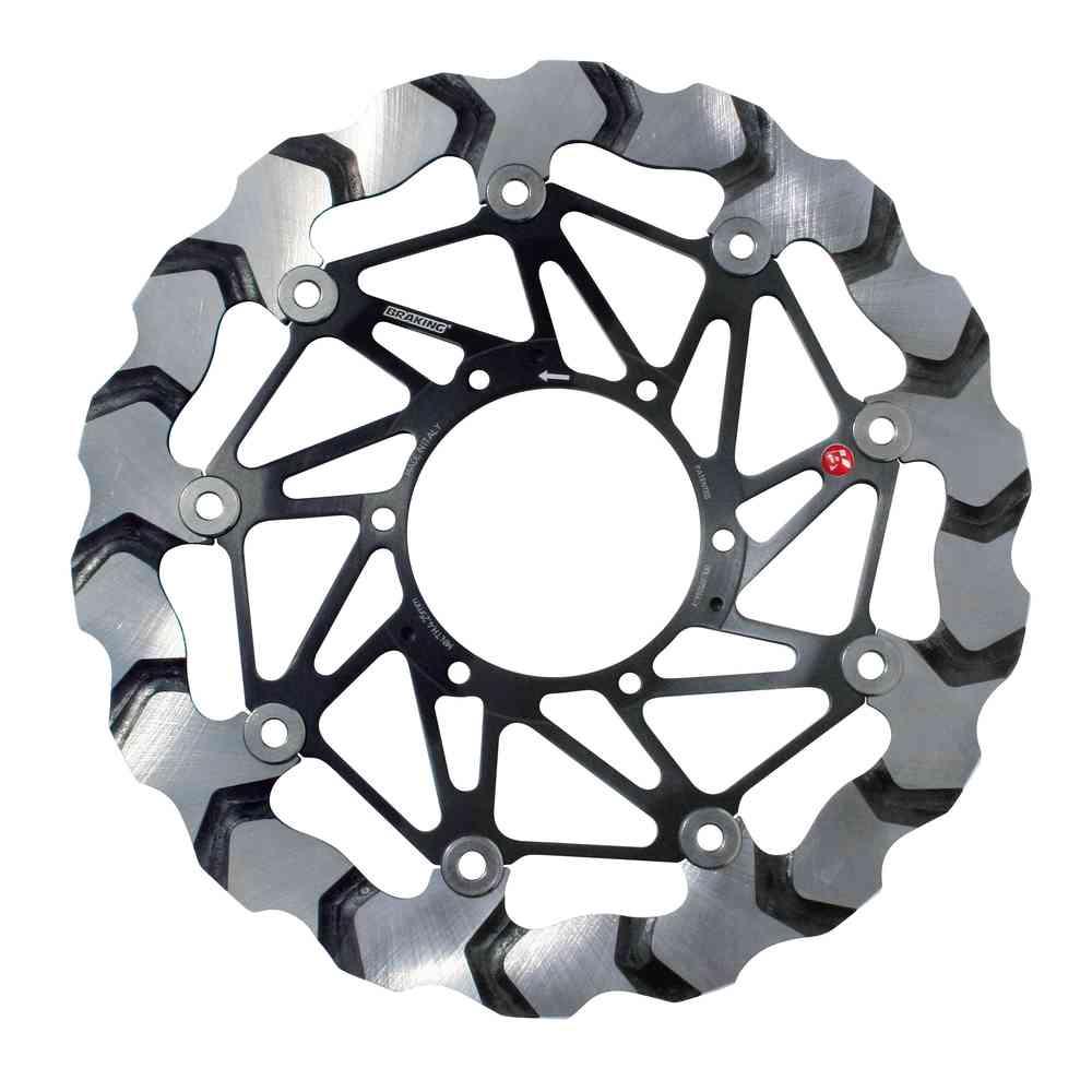 BATFLY® front brake disc