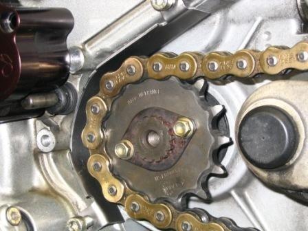 Corse Dynamics motorhusskydd till Ducati