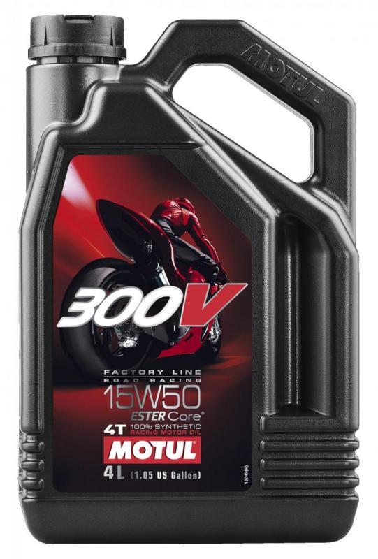 Motul 300V 15w-50
