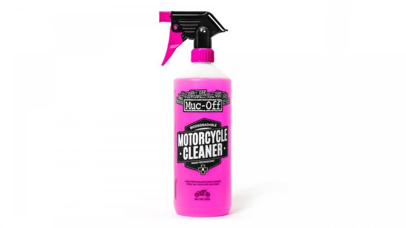 Muc-Off 1 Litre Bike Cleaner Nano Tech Capped with Trigger - Ready to use