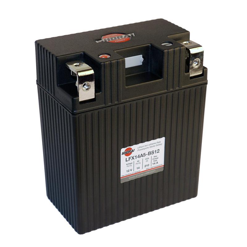 Shorai ultra light starter battery 14A5