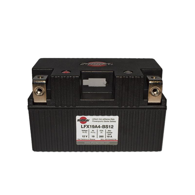 Shorai ultra light starter battery 19A4