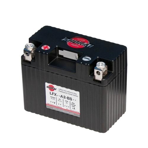 Shorai ultra light starter battery 14A2